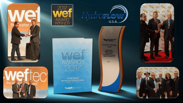 WEF Award Collage